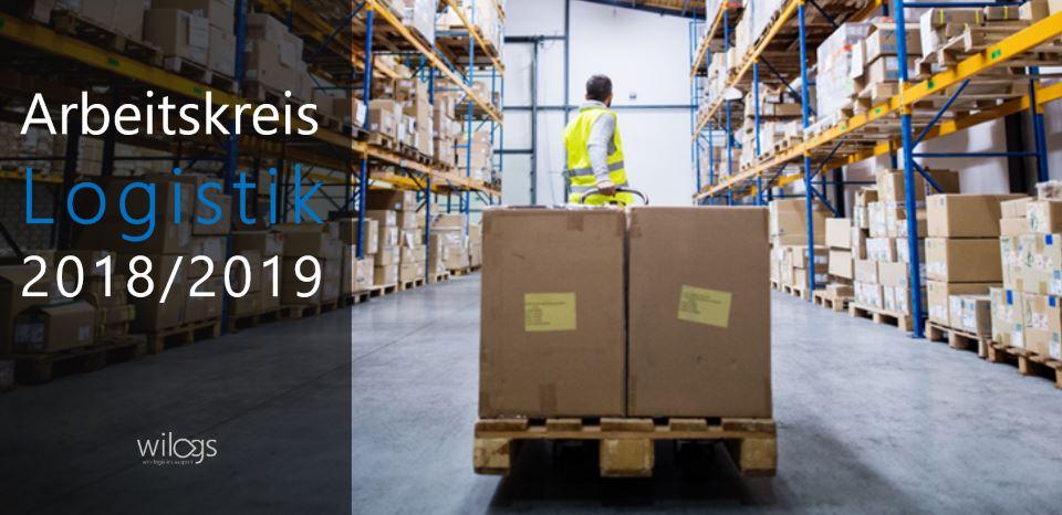 Arbeitskreis Logistik 2018/2019 - 7 neue Firmenbesuche