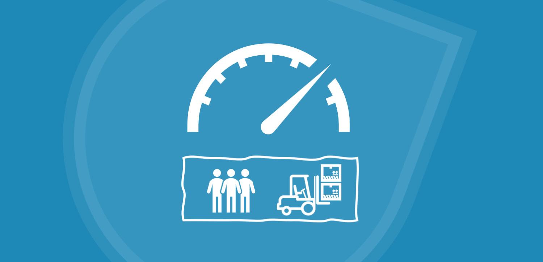 Logistiker und Equipment Effizienz